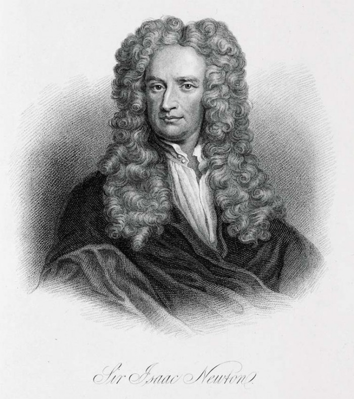 Isaac Newton, el Mago